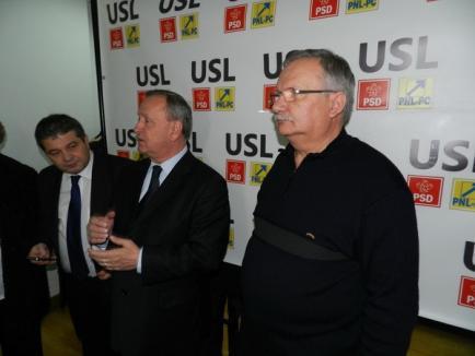 USL-iştii se bucură de victorie, dar credeau că va fi mai categorică! (FOTO)