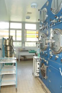 Oradea va avea cea mai modernă sală de operaţii din România, la Spitalul Municipal (FOTO)
