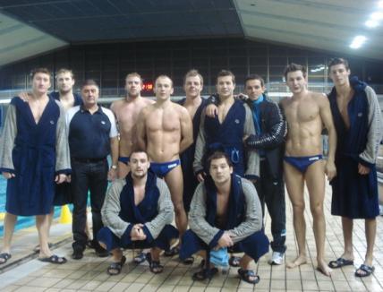 Poloiştii s-au calificat în sferturile Cupei LEN