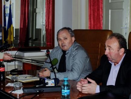 Consiliul Judeţean şi primarii bihoreni se opun vehement exploatării gazelor de şist