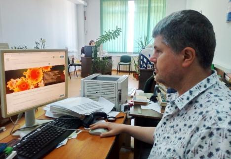e-Bibliotecă la Universitatea din Oradea: Studenţii, cercetătorii şi profesorii au acces la resurse electronice
