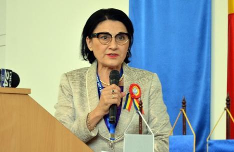 'Abramburica' se întoarce! Ecaterina Andronescu, propusă ministru al Educaţiei