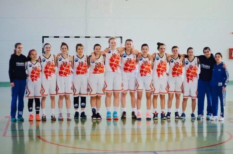 Baschet: Se reiau campionatele de Juniori. Ambele echipe ale BCU Oradea vor participa la Turneele Finale