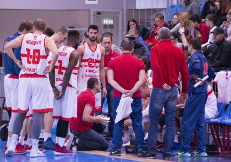 CSM CSU Oradea va întâlni Phoenix Galaţi, în sferturile de finală ale Cupei României