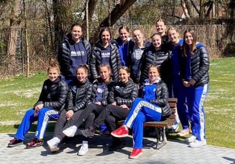CS Crişul – BC U Oradea s-a calificat pentru turneul final al campionatului național U16