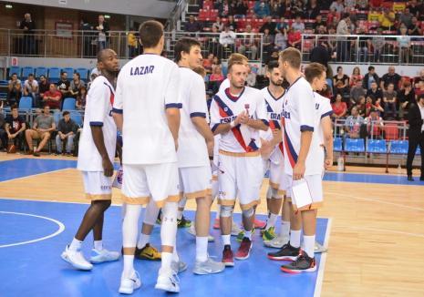 Baschet: CSM CSU Oradea şi-a aflat şi cel de-al treilea adversar din Grupa A a FIBA Europe Cup