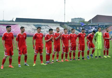 Luceafărul Oradea va juca pe teren propriu în primele două etape din noua ediție a Ligii a II-a la fotbal