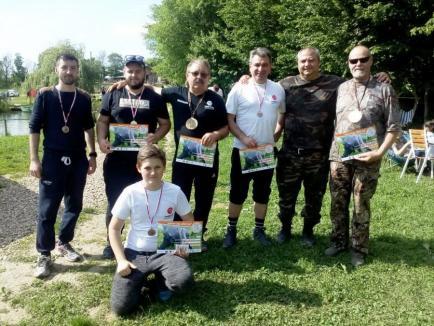 Tir cu arcul: Sportivii de la Redpoint Oradea, remarcați la prima etapă a noii ediții a Campionatului Judeţean