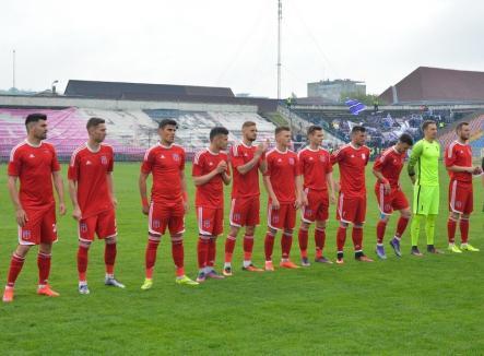 Au urcat pe locul 10: Luceafărul a câștigat cu 2-0 partida cu Metaloglobus București