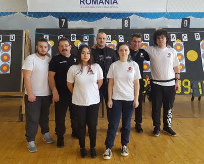Sezonul competiţional a început promițător pentru arcaşii de la Redpoint Oradea