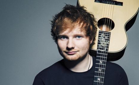 Ed Sheeran, cel mai bine vândut artist în 2017 (VIDEO)