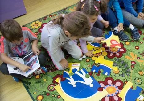 Unde ieşim săptămâna asta în Oradea: Ateliere de educaţie financiară şi de siguranță pentru copii şi adolescenţi