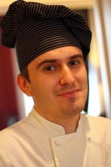 Top Chef de Oradea: Ionuţ Lupu găteşte pentru marele premiu de 50.000 de euro (FOTO)