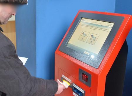 Liber la furat: Hoţii care au furat automatul de plăţi de la Electrica Ştei vor… împăcare cu victima