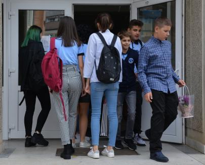 Admiterea la liceu: Topul şcolilor din Bihor, după mediile elevilor care vor învăţa în clasele de-a IX-a