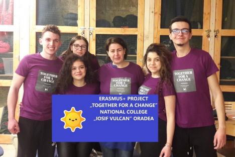 Lecţii de fotografie pentru elevii de la Colegiul Iosif Vulcan, în... Croaţia (FOTO)