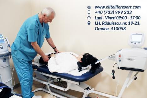 Vă aşteptăm la Elite Life! S-a deschis cel mai modern Complex Balnear Medical în Oradea (VIDEO)