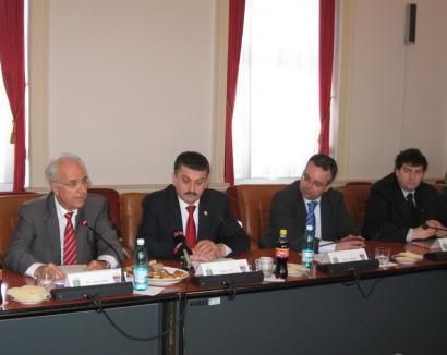 Parteneriatul dintre Bihor şi St. Gallen a fost relansat