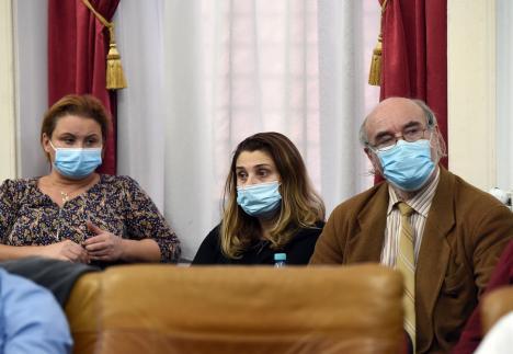 Elvira Rîmbu şi Meleg Vilmoş, îndepărtaţi de la conducerea Teatrului Regina Maria şi cea a Filarmonicii Oradea