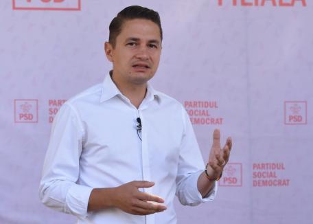 PSD-istul Emilian Pavel, după eşecul din alegeri: 'Vă promit că vom fi mai eficienţi data viitoare'
