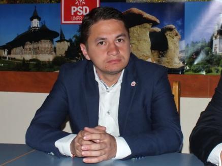 Din Oradea, la Bruxelles: Emilian Pavel va ocupa locul lăsat liber de Corina Creţu în Parlamentul European