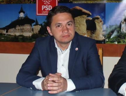 Eurocandidatul Emilian Pavel garantează că promisiunea lui Ponta cu o arenă de 5.000 de locuri la Oradea este reală
