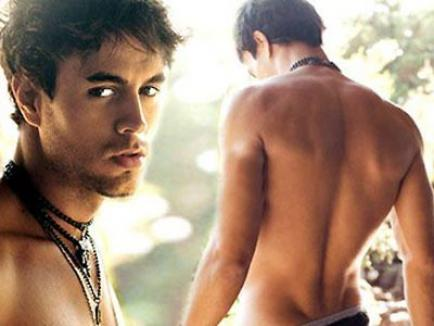 Enrique Iglesias, într-un clip porno cenzurat de MTV