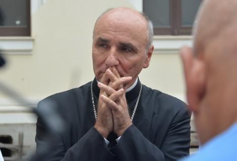 Mesajul episcopului greco-catolic de Oradeaînainte de Paşte: 'Nu vă temeţi, Cristos a Înviat!'