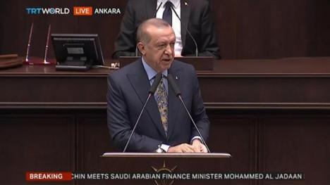 Preşedintele Erdogan, despre cazul jurnalistului ucis în consulat: Crimă sălbatică, planificată cu câteva zile în avans