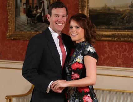 O nouă nuntă regală în Marea Britanie: Prinţesa Eugenie se mărită cu un fost barman
