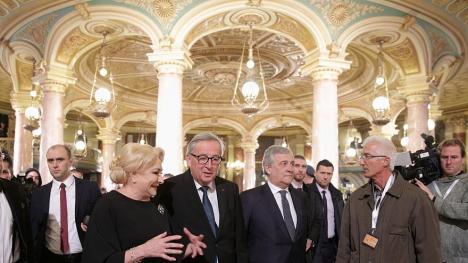 Bihorel: Zece observaţii despre preluarea preşedinţiei UE de către România, la Ateneu