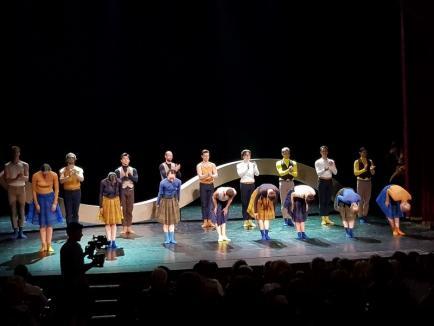 European Music Open a debutat cu o gală de dans modern, în coregrafia lui Edward Clug, un şteian care conduce Baletul din Maribor (VIDEO)