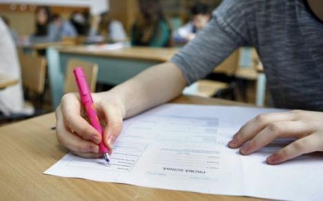 Baftă, elevi! Absolvenţii de gimnaziu încep examenele de Evaluare Naţională