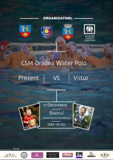 Seniorii şi juniorii de la CSM Oradea se vor duela pe 17 decembrie în meciul caritabil de anul acesta, pentru Vladimir!