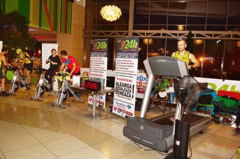 """CS Xterra Sport Bihor organizeză o nouă ediţie a evenimentului caritabil """"24 de ore pentru un zâmbet"""""""