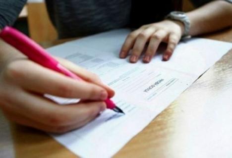 Bacalaureat: Un elev din Bihor, singurul din toată ţara prins că a încercat să copieze la examenul de limbă maternă