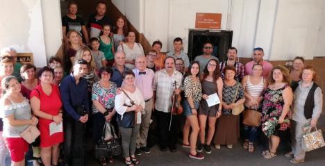 Cum a fost? Expoziţie cu fotografii făcute la 'Zilele culturii maghiare în Oradea', în Turnul Primăriei