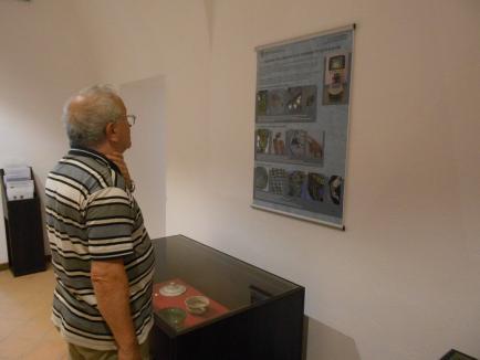 'Renaştere prin restaurare'. Piese de muzeu readuse la viaţă au fost prezentate publicului la Cetatea Oradea (FOTO)
