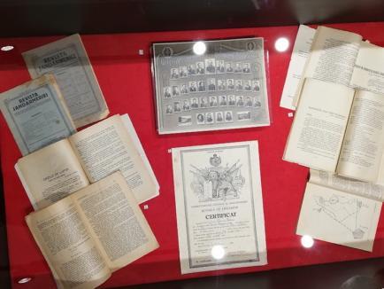 'Jandarmeria Română 1850 - 2020': Orădenii, invitaţi la cea mai nouă expoziţie de la Muzeul oraşului Oradea (FOTO / VIDEO)
