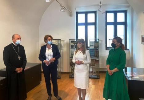 'Oradea sub tipar'. O nouă expoziţie aşteaptă să fie descoperită la Muzeul oraşului