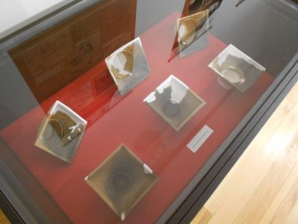Dovezi arheologice din subteranele Velenței, etalate la Cetatea Oradea (FOTO)