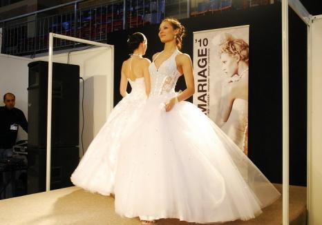 Vă pregătiţi de nuntă? Se deschide Expomariage, la Tradecenter