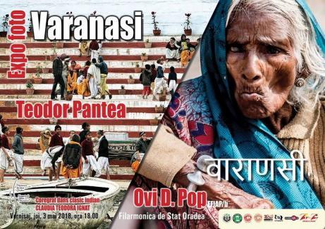 Expoziţii de fotografie în Oradea: La Filarmonică, doi orădeni pun India pe simeze, iar în Turnul Primăriei expun artişti maghiari