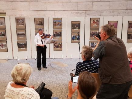 Cele mai bune imagini realizate de fotoreporterii bihoreni au fost expuse la Debreţin (FOTO)