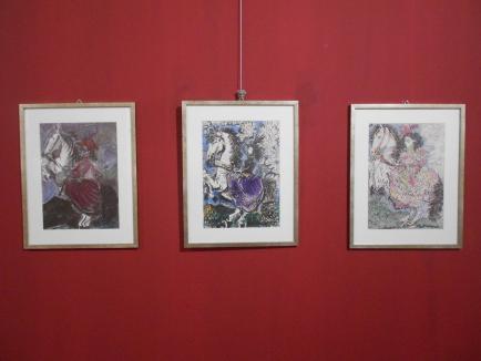 Que Viva Picasso! Muzeul Țării Crișurilor a deschis o expoziție dedicată celebrului artist spaniol (FOTO)