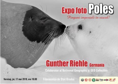 Fotograful Gunther Riehle, multiplu premiat, inclusiv cu titlul european, expune la Oradea
