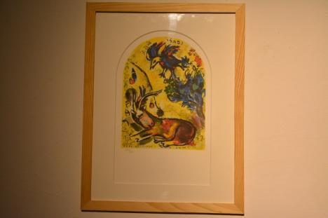Nume grele în Cetatea Oradea: Salvador Dalí, Marc Chagall și Giorgio de Chirico, într-o expoziție comună (FOTO / VIDEO)