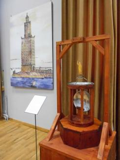 'Arhimede și invențiile sale': o nouă expoziție la Muzeul Țării Crișurilor (FOTO)