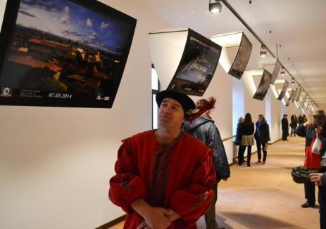 Making-of: Orădenii pot vedea transformarea Cetăţii în fotografii surprinse de Ovi D. Pop (FOTO)