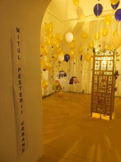 'Din Interior', expoziţie inedită în Cetatea Oradea (FOTO)